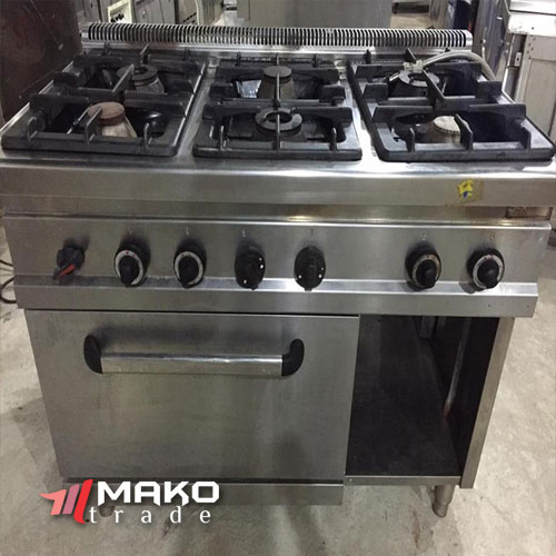 Cooker 6 Stoves